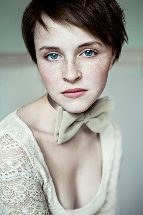 Beautiful Portraits by Andrea Hubner