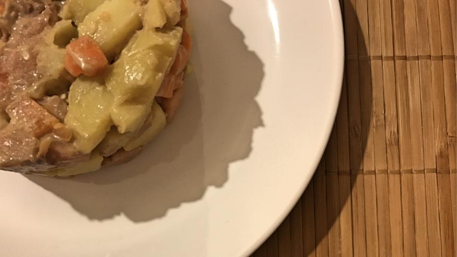 Салат Мусуме - салат с красивым названием