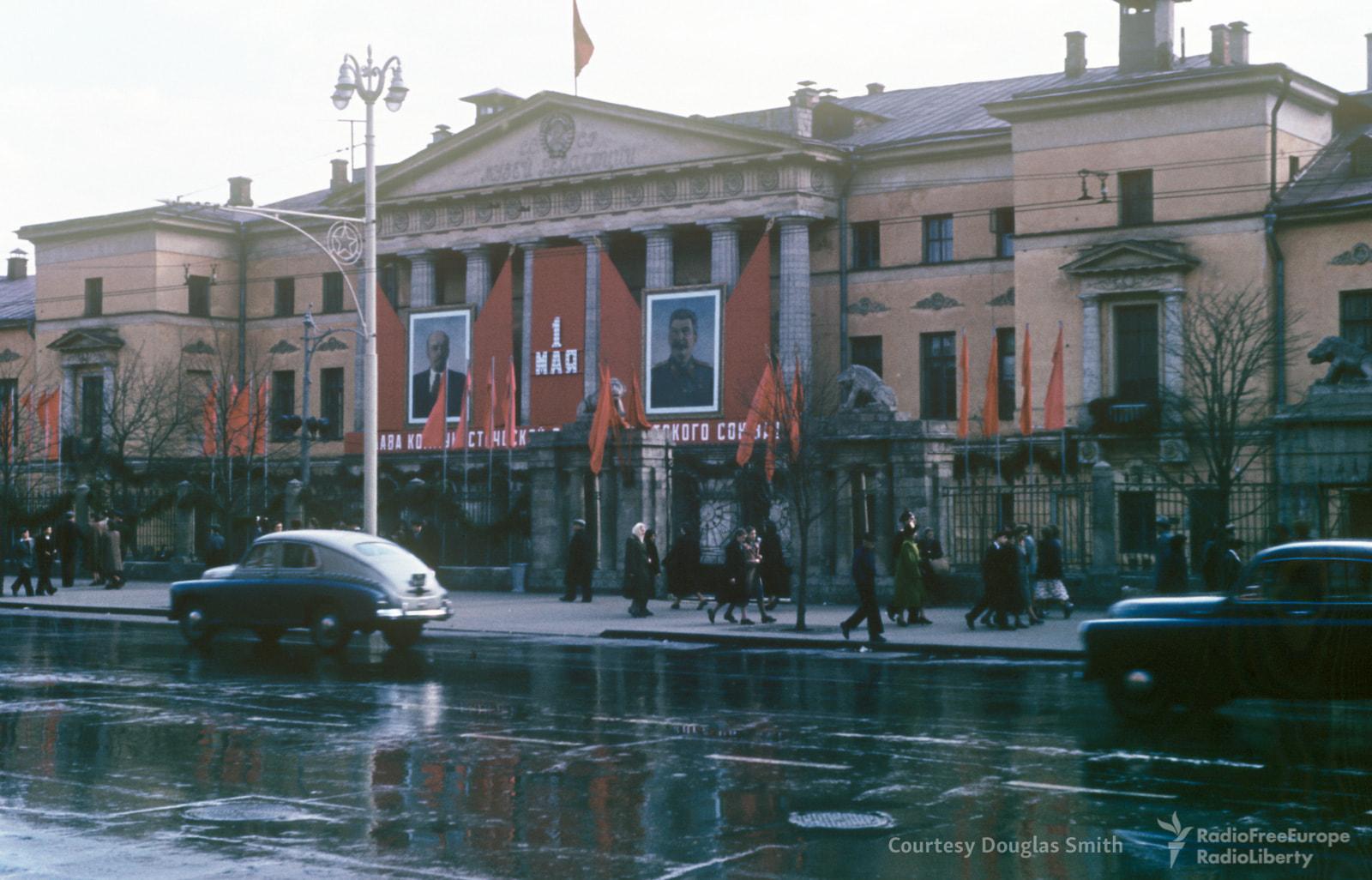 83. Улица Горького