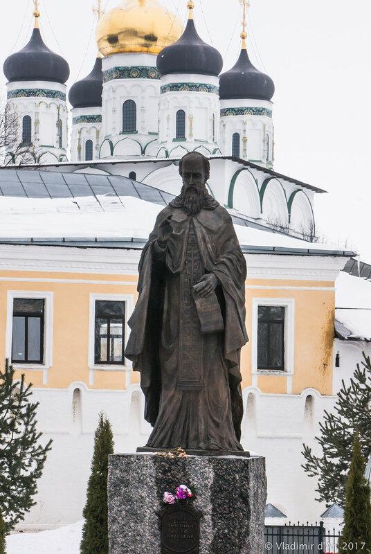 Иосиф Волоцкий. Иосифо-Волоцкий монастырь