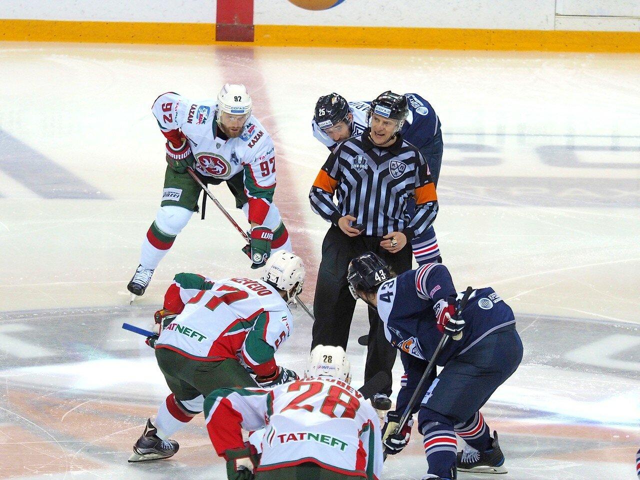 34 Первая игра финала плей-офф восточной конференции 2017 Металлург - АкБарс 24.03.2017