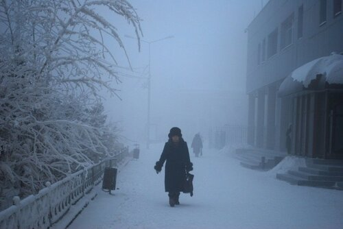Кроме морозов Молдову укроет снежный покров до 17 см