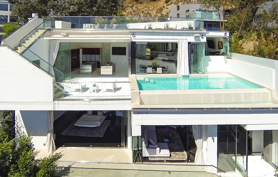 Современная вилла в Западном Голливуде за $ 6495000