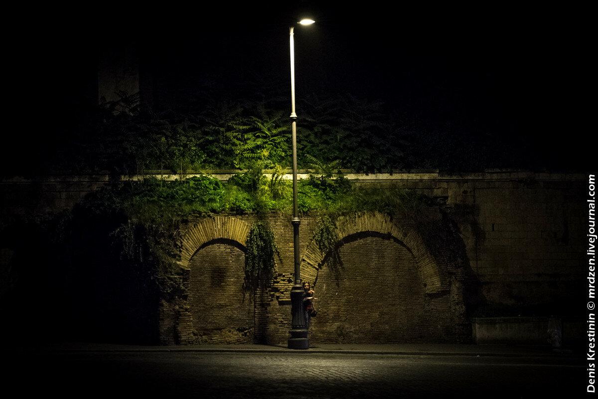 Рим. Улица театра Марцелла