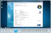 Windows 7 Ultimate SP1 x64 by Bryansk