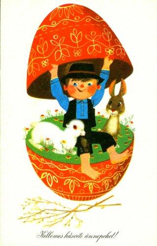 оформленная венгерские открытки с пасхой отличие других