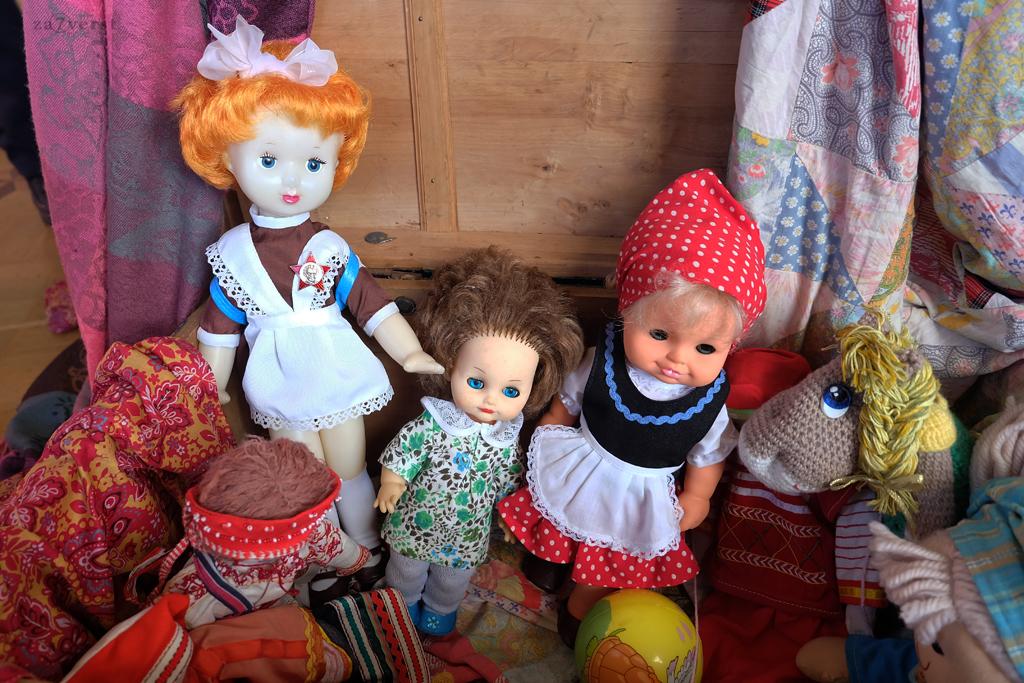 Дом-особняк М.А. Павлова в Шуе, выставка игрушек