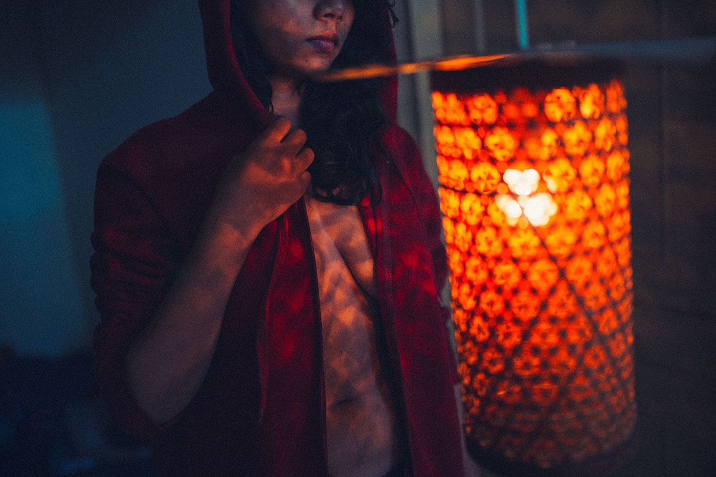 Code red / фото Nitin Kanjoos