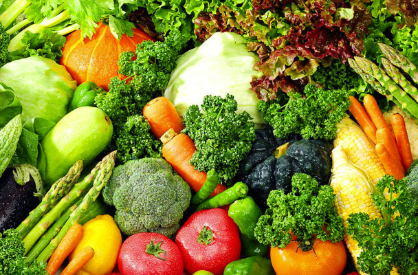Здоровый образ жизни предусматривает потребление овощей и фруктов