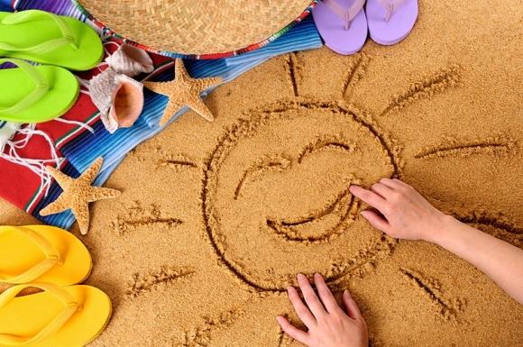 Лето! Солнце! открытки фото рисунки картинки поздравления