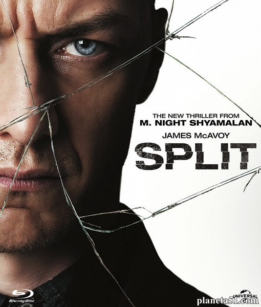 Сплит / Split (2016/WEB-DL/WEB-DLRip)