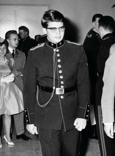 Alexandre de Belgique. 1963