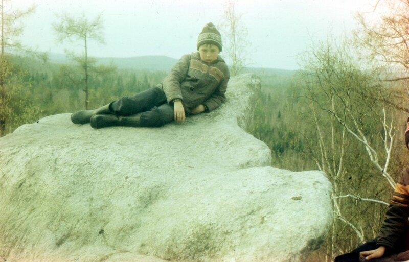 Соколиный камень, 80-е.