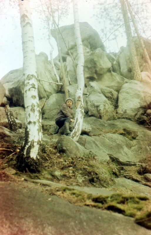 Поход на Соколиный камень, 80-е.