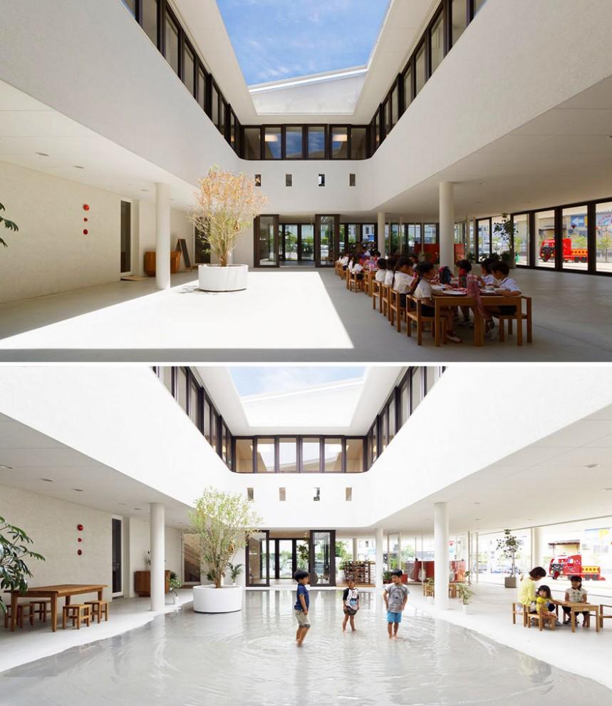 Уникальный дом в лесу для двух пенсионерок, созданный японским архитектором.