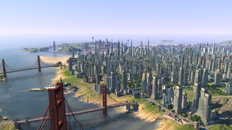 Ещё один классический градостроительный симулятор, созданный в лучших традициях легендарного SimCity