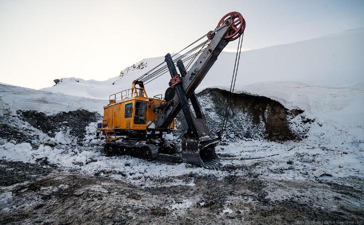 Одно из самых старых золотодобывающих производств в России (35 фото)