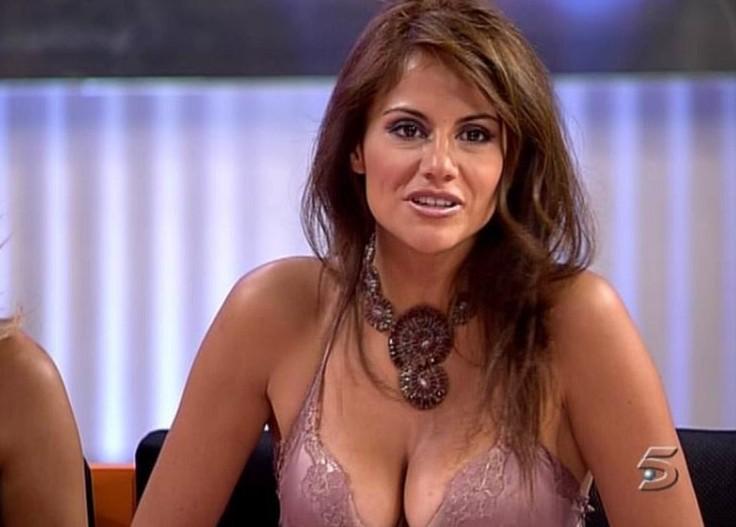 13. Моника Ойос — соведущая на разных испанских каналах.