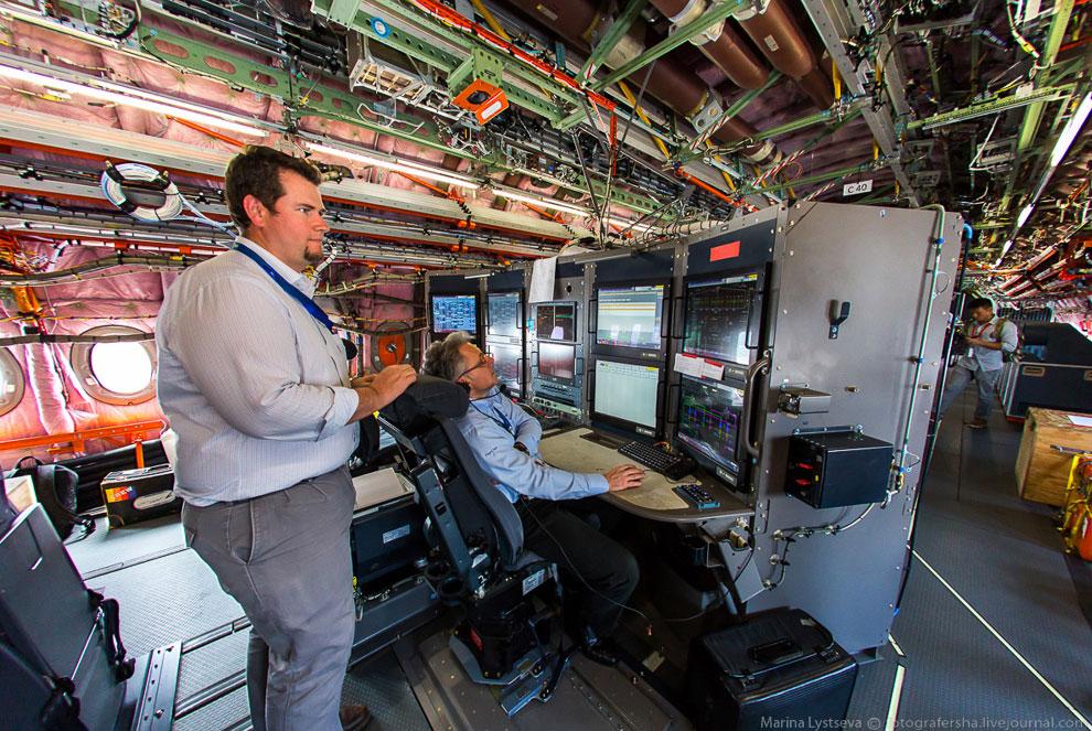 Данный борт участвовал в следующих тестированиях: Боливия — испытания в условиях высокогорья (а