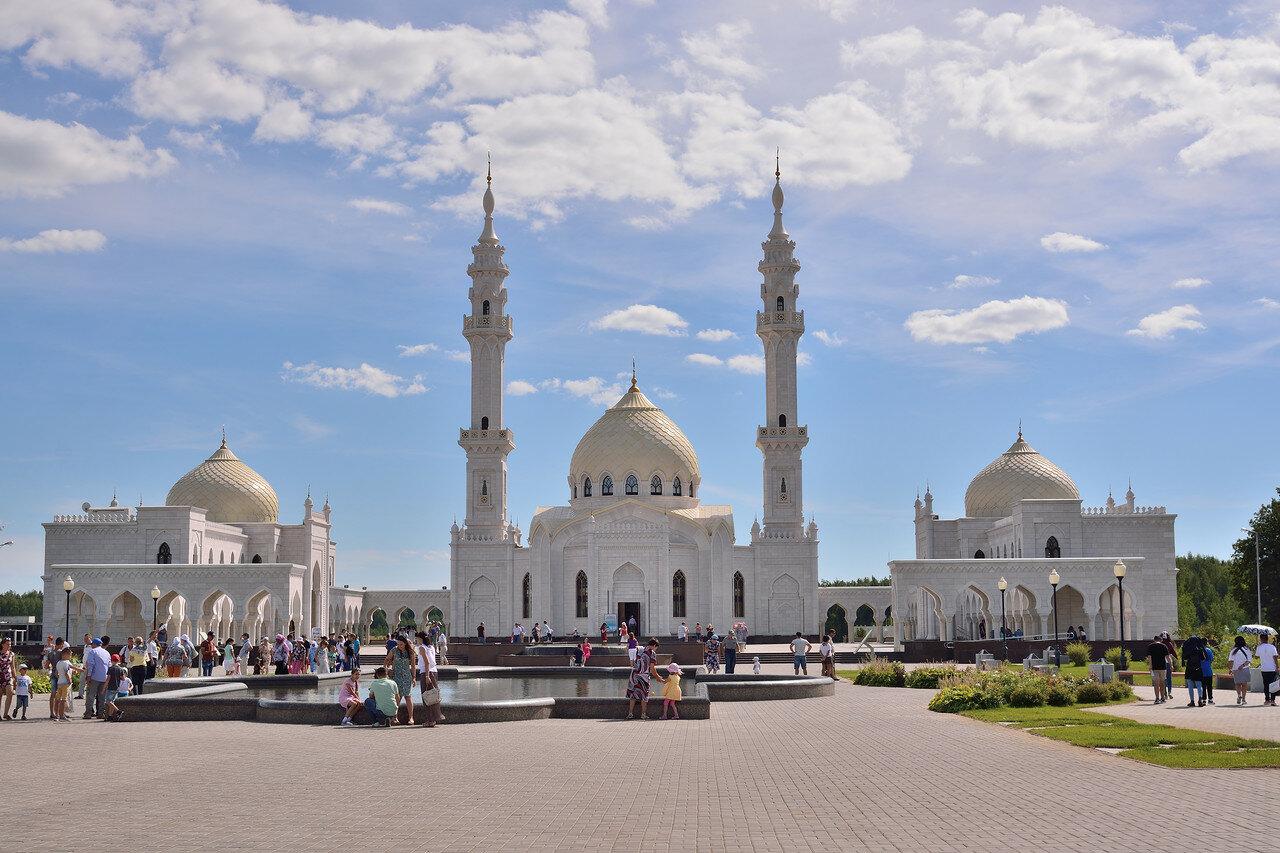 Белая мечеть
