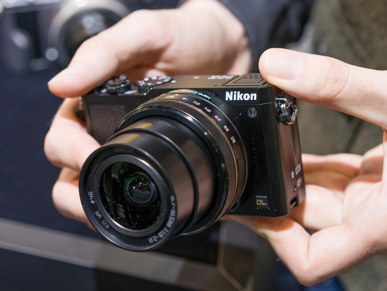 Nikon прекратит выпуск камер изсерииDL