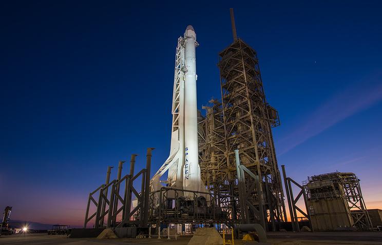 Договор назапуск испанского спутника получила SpaceX, ноне Российская Федерация