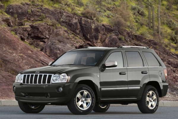 Jeep отзывает практически 6600 авто Grand Cherokee в Российской Федерации
