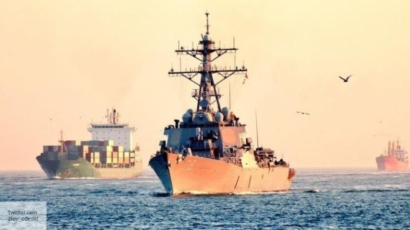 Маневры поборьбе сподлодками КНДР стартовали вКорейском проливе
