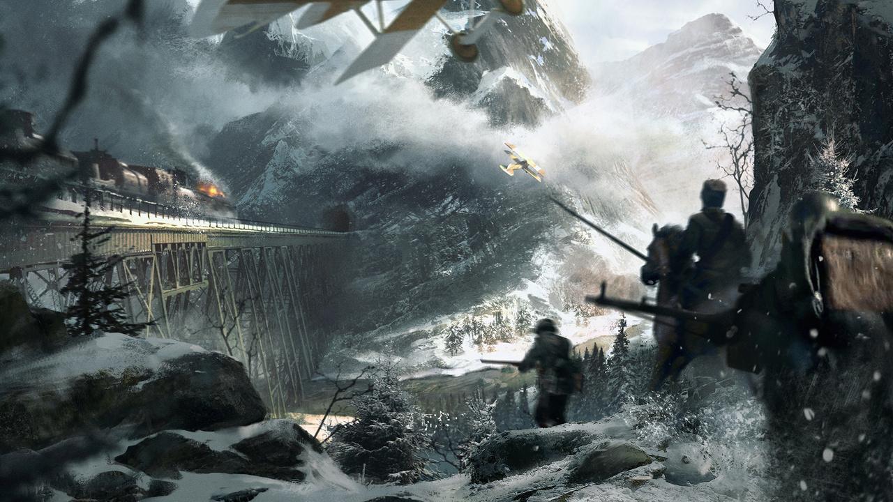 Создатели презентовали дополнение «Воимя царя» для Battlefield 1