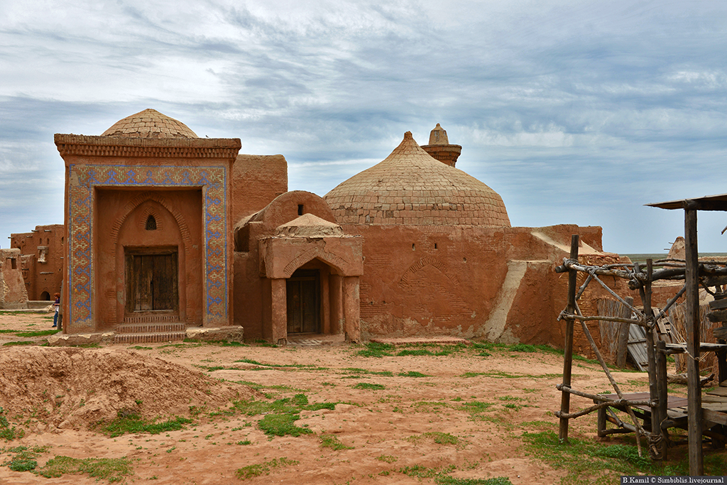 Сарай-Бату -  столица Золотой Орды