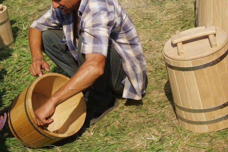 Діжа (деревяна посудина для тіста)