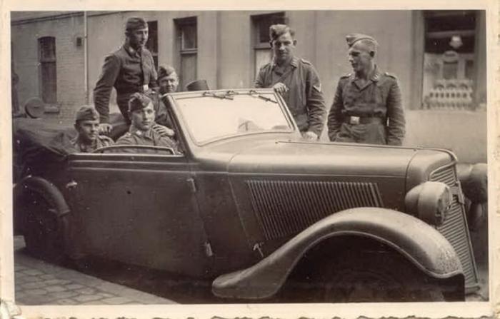 Adler Trumpf Junior из Кавказской пленницы