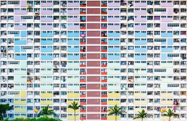100 Walls, Windows and Facades Depict Pragmatic City Living