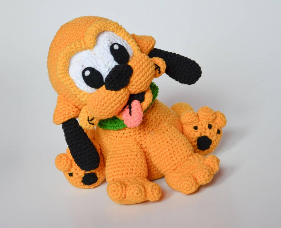 Adorable Crochet Pop Culture & Cartoon Characters