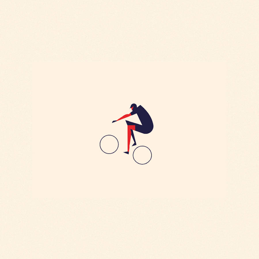 Animated GIFs Celebrating the U.S. Olympic Team for Ralph Lauren