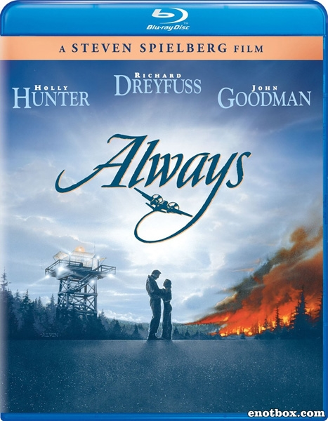 Всегда / Always (1989/BDRip/HDRip)