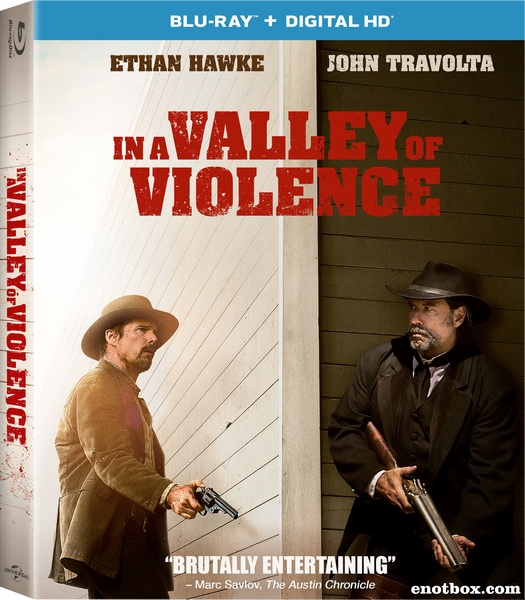 В долине насилия / In a Valley of Violence (2016/BDRip/HDRip)