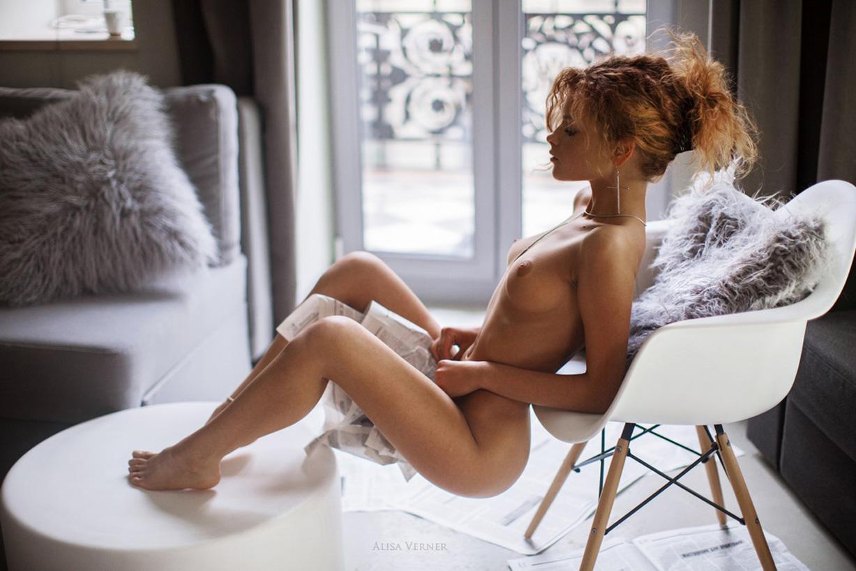 Юлия Ярошенко / Julia Yaroshenko nude by Alisa Verner