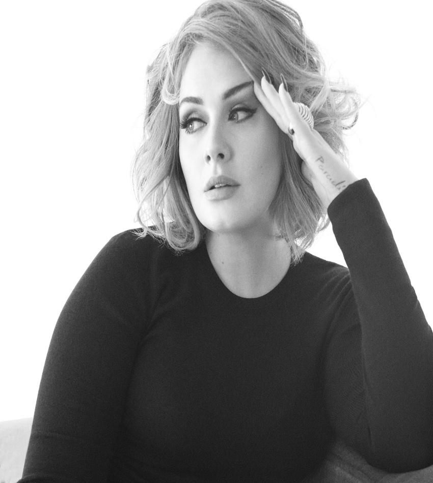 Adele – Vanity Fair US (December 2016)