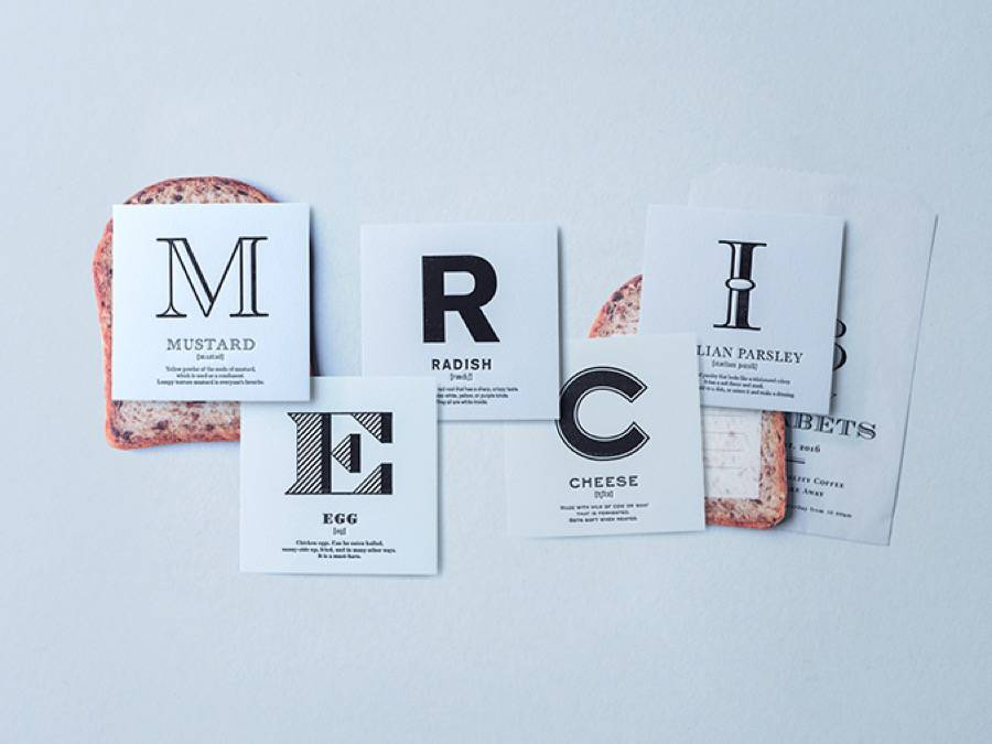 Funny and Clever Sandwiches of Words