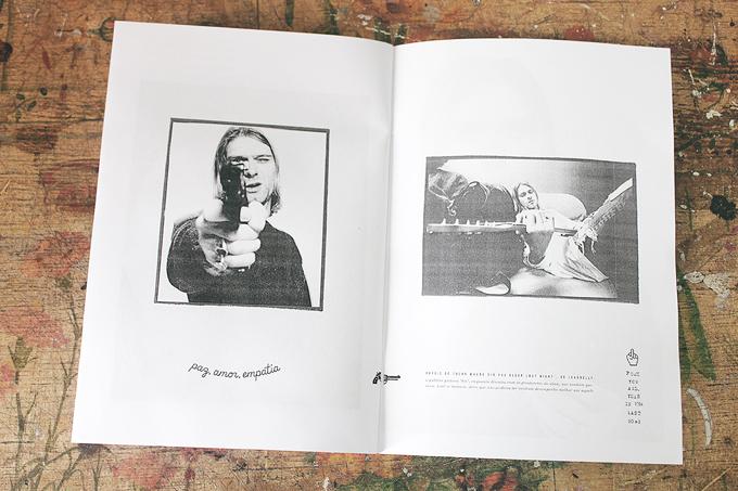 Fanzine em Homenagem aos 20 anos da Morte de Kurt