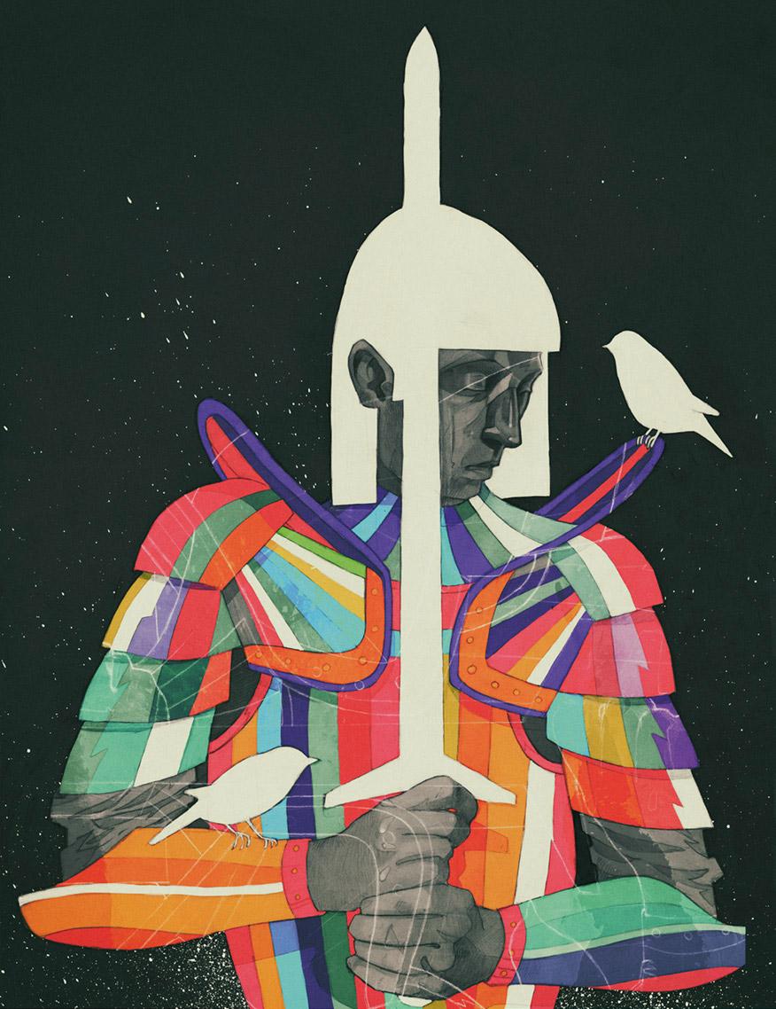New Illustrations by Patryk Hardziej