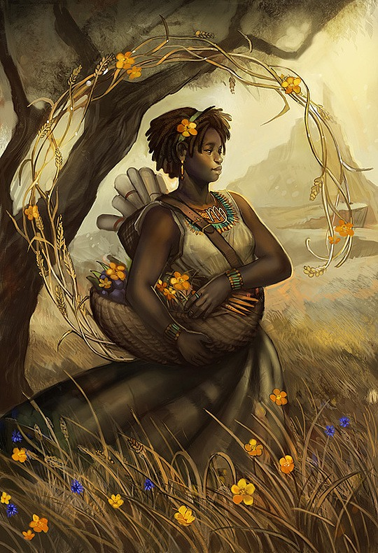 Stunning Digital Illustrations by Julie Dillon