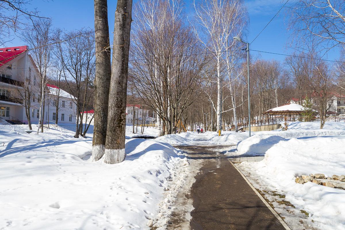 социально-оздоровительный центр пещера монаха хвалынск зима фото 4