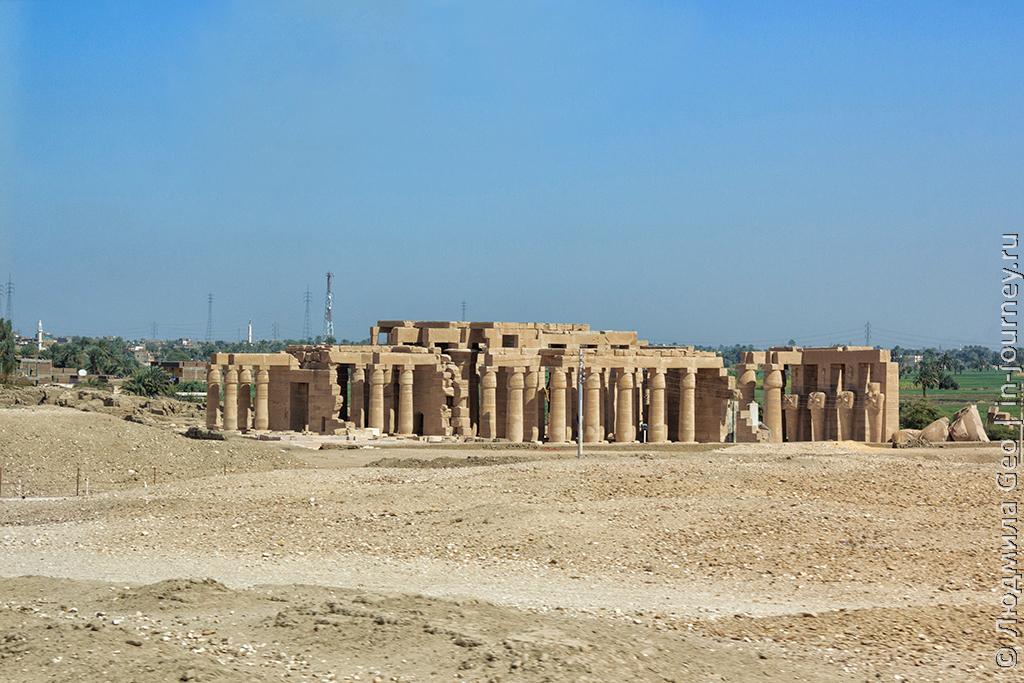 Луксор Древний Египет
