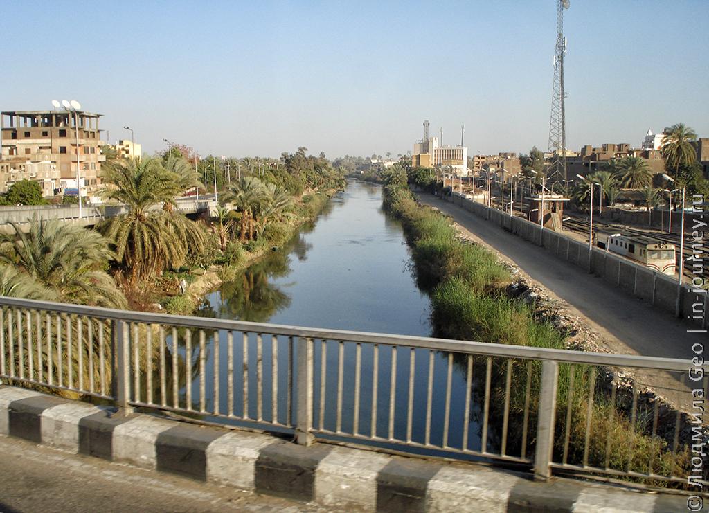 Египет в настоящее время