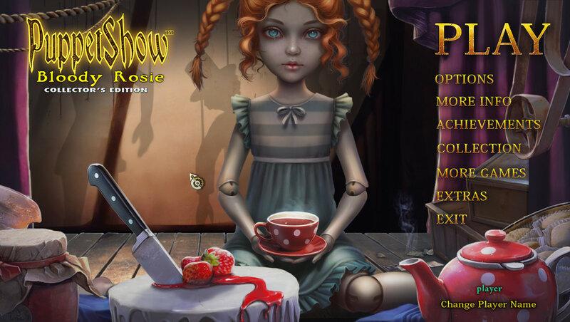 PuppetShow: Bloody Rosie CE