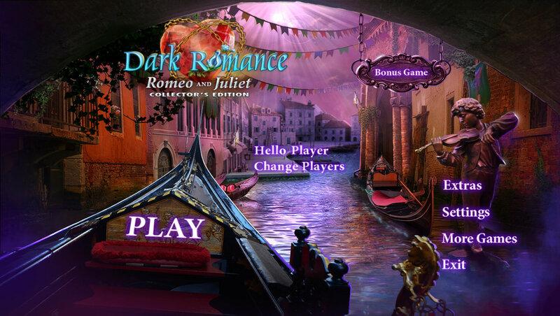 Dark Romance: Romeo and Juliet CE