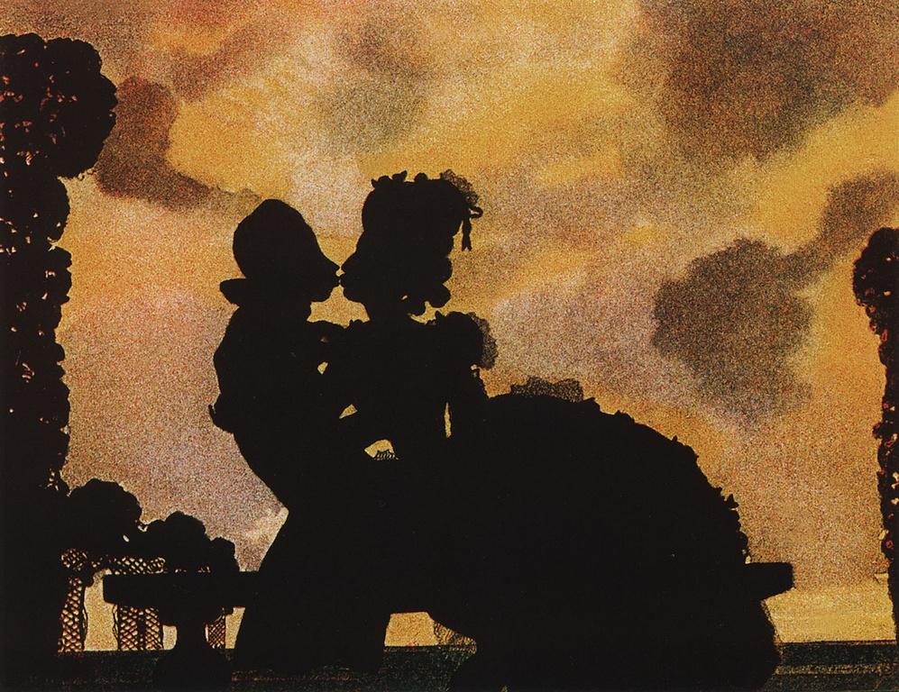 К.-Сомов.-Поцелуй-(силуэт).-1906.jpg