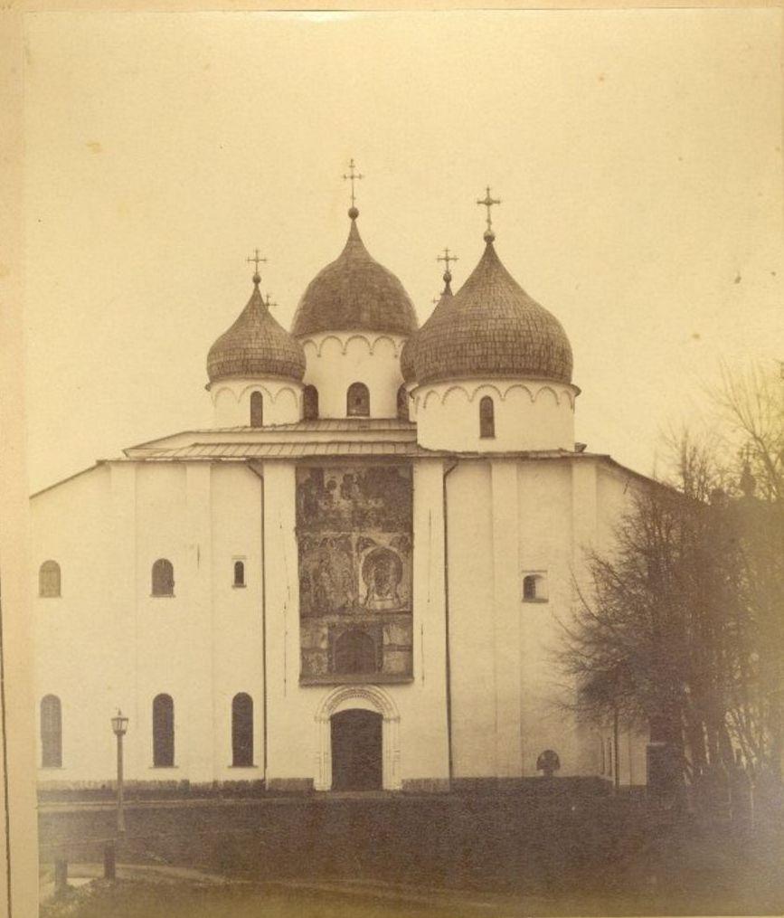 Софийский собор с западной стороны